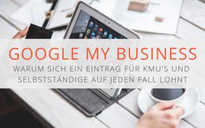 Warum du unbedingt ein Google MyBusiness Konto nutzen solltest