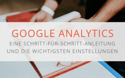 Google Analytics anmelden: einfach & datenschutzsicher