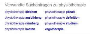 Google Vorschläge