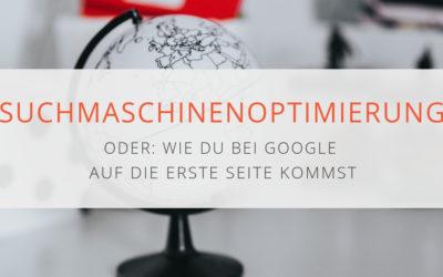 Wie du bei Google auf die erste Seite kommst