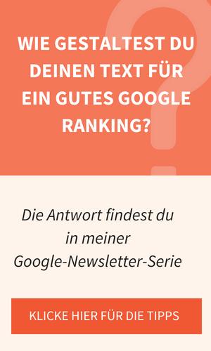 Text Google Ranking